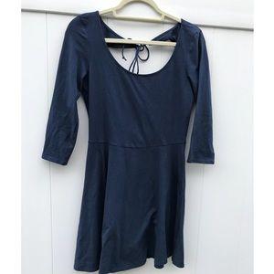 A-Line T-Shirt Dress
